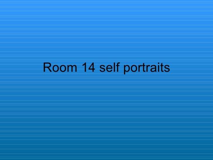 2009 Self Portraits