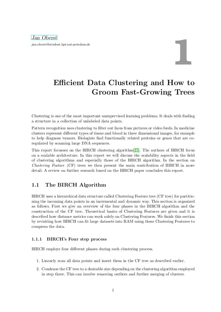 2009 03 03_birch-efficient-data-clustering-fast-growing-trees