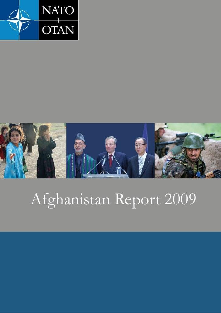 Afghanistan Report 2009