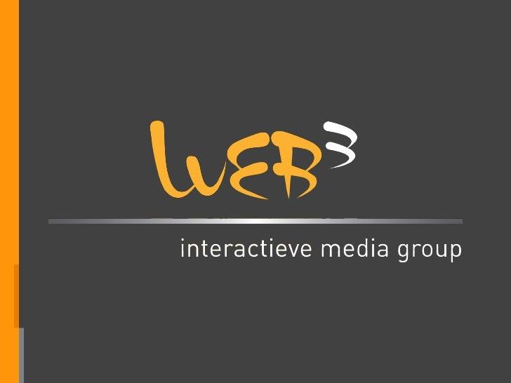 Web3 - Gemeentelijke Dienstverlening