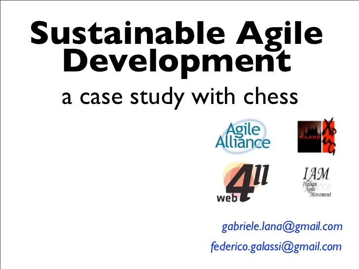Sustainable Agile Development