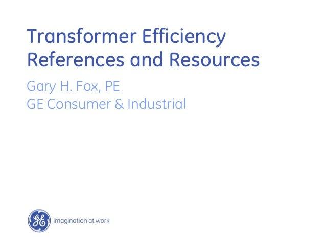 Transformers - Efficiency?