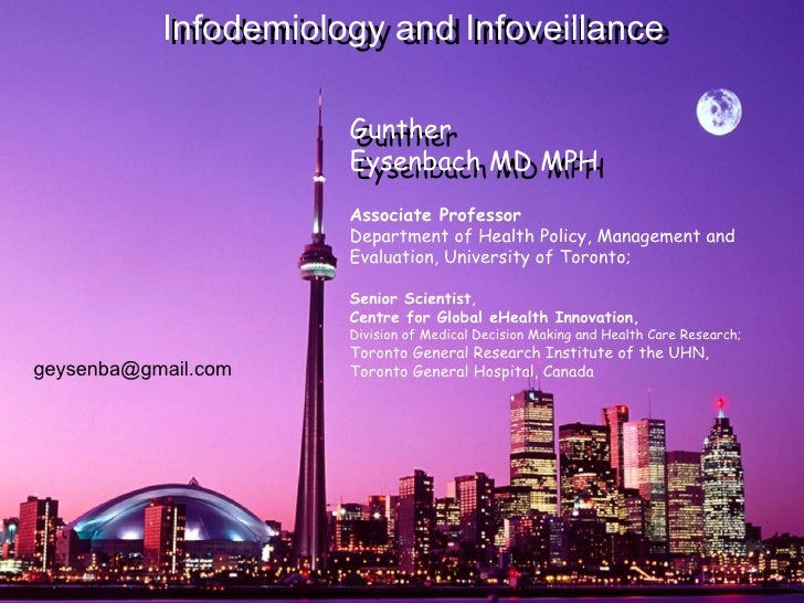 Infodemiology, Infoveillance, Twitter- and Google-based Surveillance: The Infovigil System