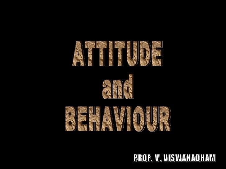 20090717   [3]    Attitude And  Behaviour   24s