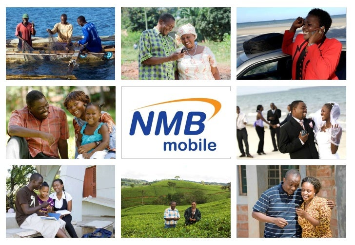 NMB mobile Launch