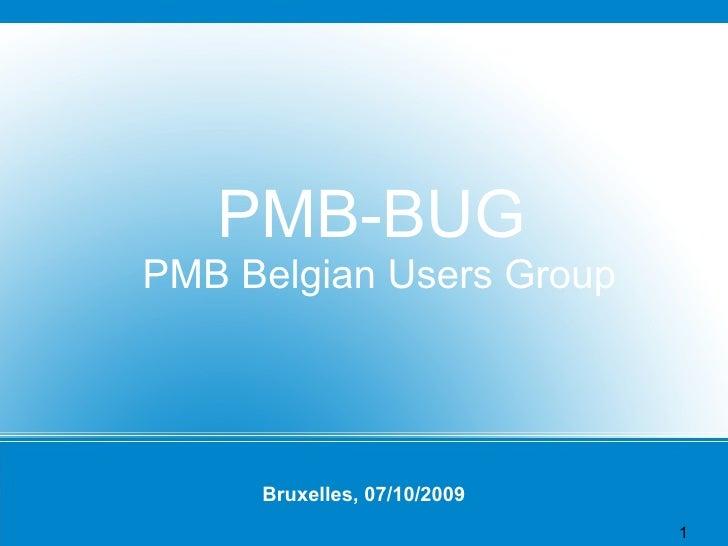 PMB-BUG