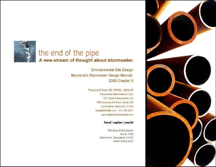 Environmental Site Design (ESD) Presentation