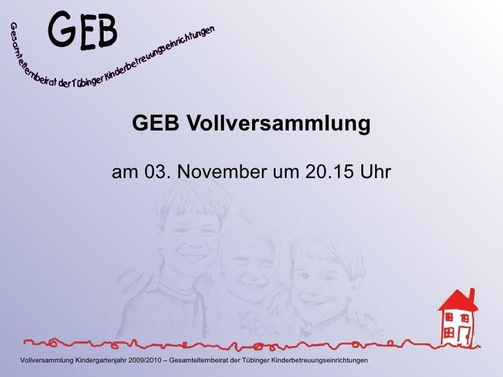2009 11 03 Geb Vollversammlung V1