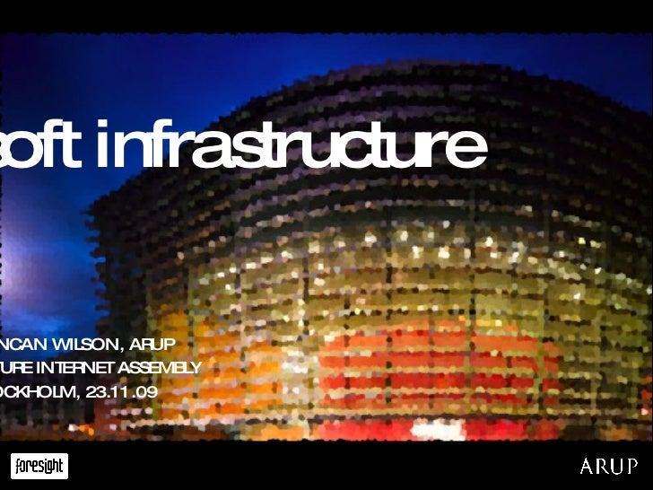2009 11 FIA Soft Infrastructure