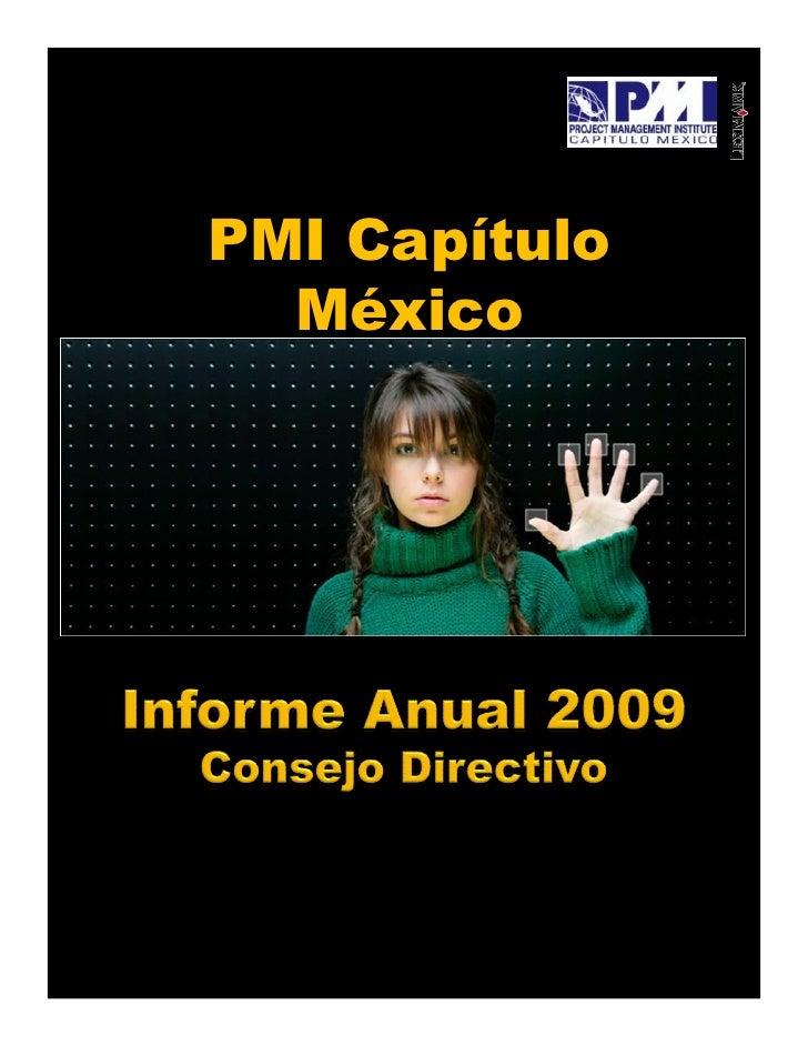 Printed By PMI Capítulo   México