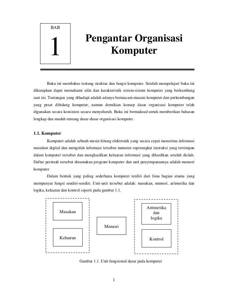 20091211 organisasidanarsitekturkomputer 2
