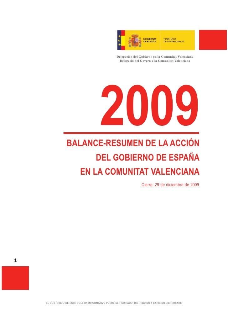 2009 12 30 Balance Inversiones Cv 2009 Resumen