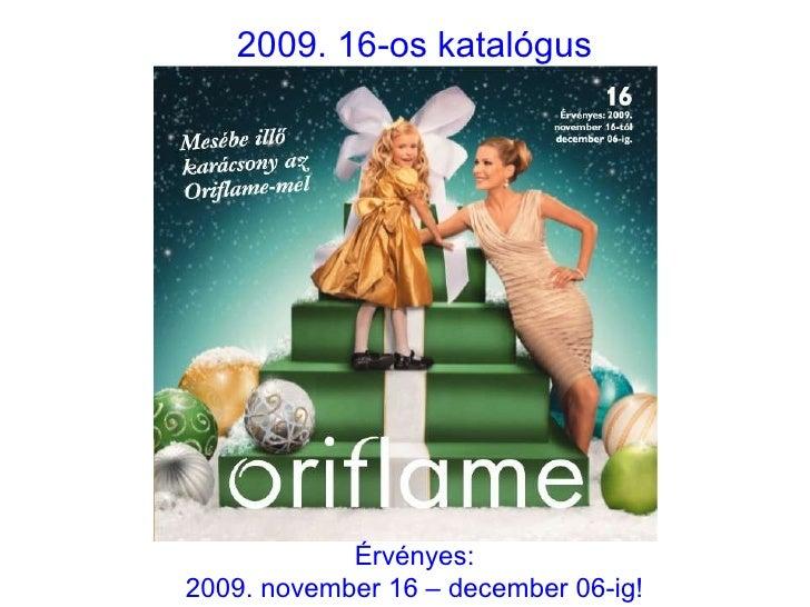 Oriflame catalog 2009_16