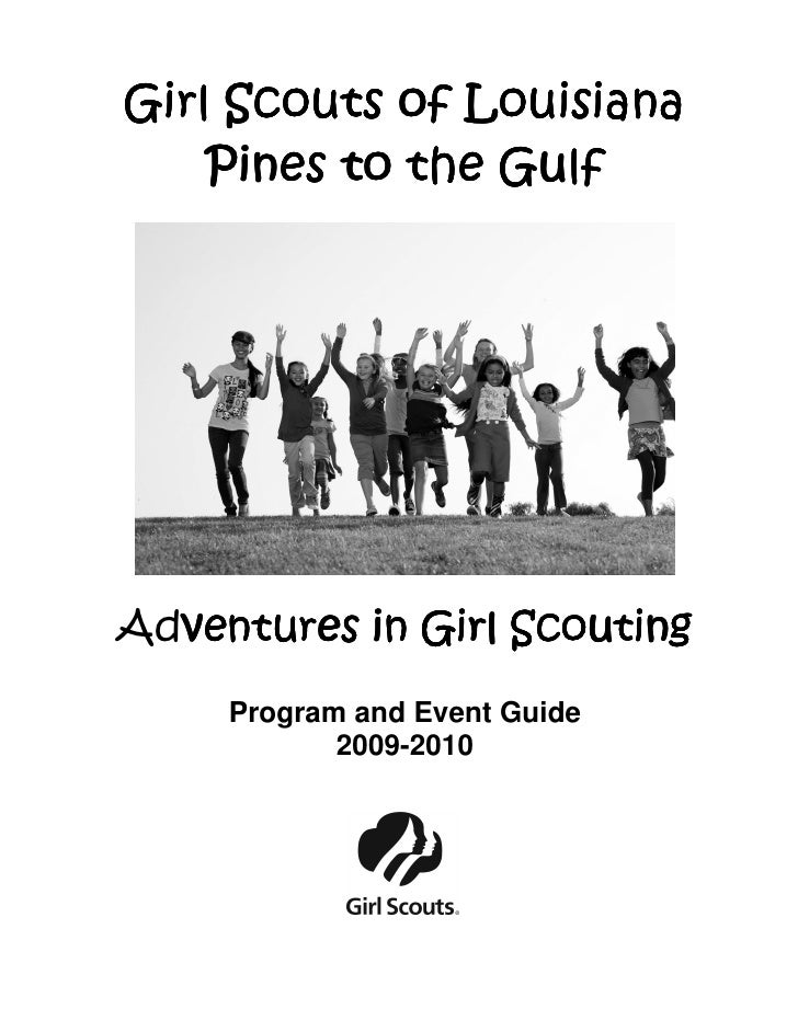 Program and Event Guide        2009-2010