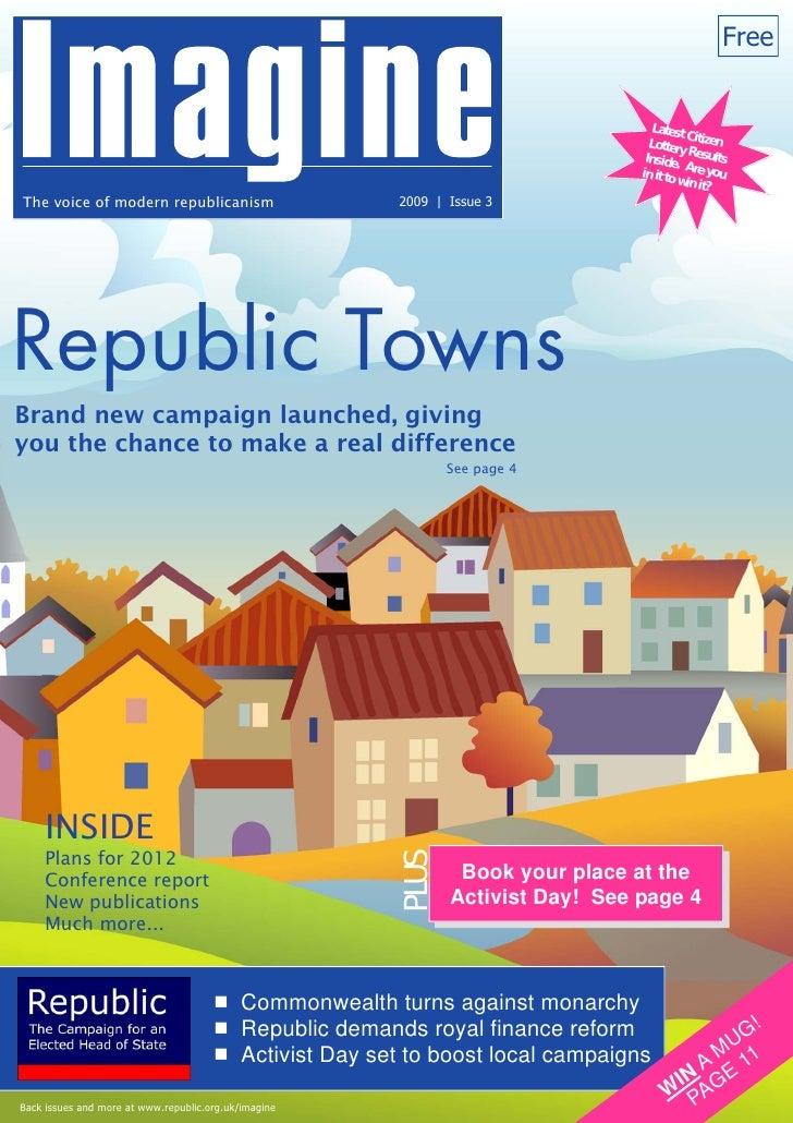 Imagine - 2009, Issue 3