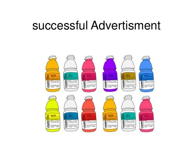 successful Advertisment