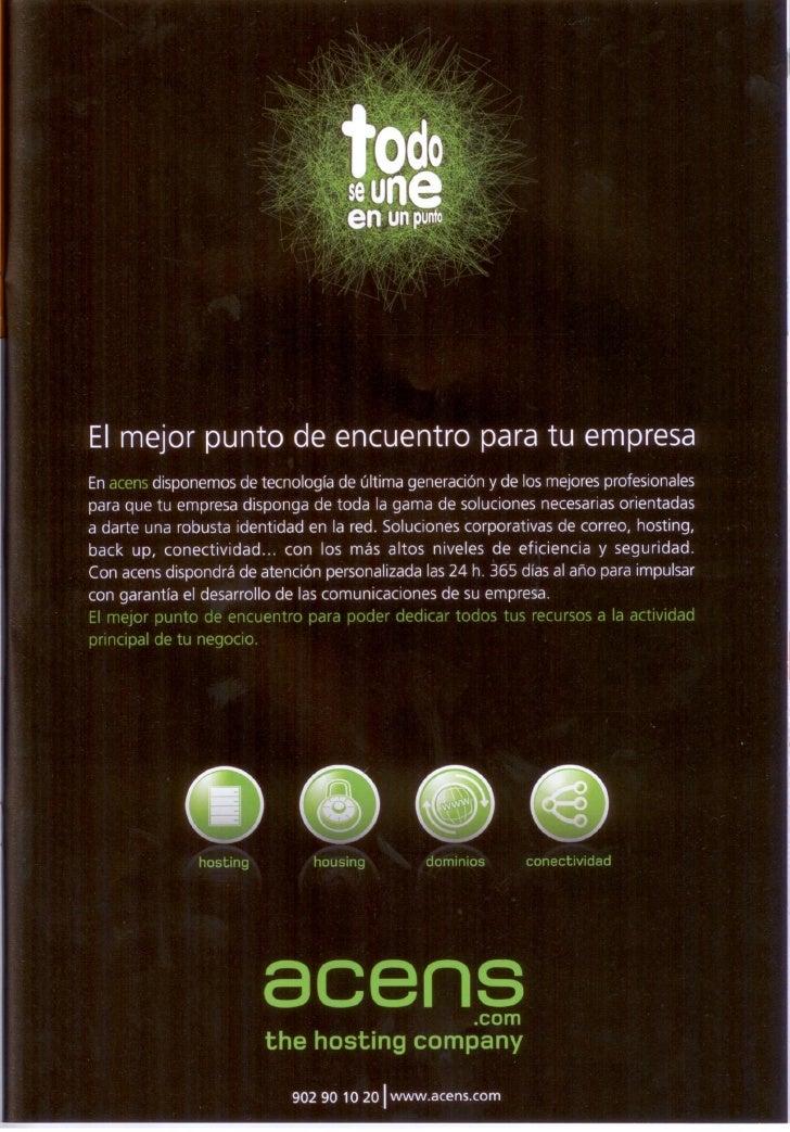 2009 acens soluciones ti (anuncio)
