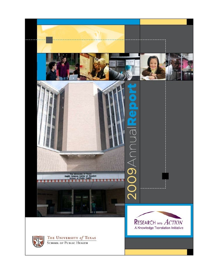 2009 IHP Annual Report