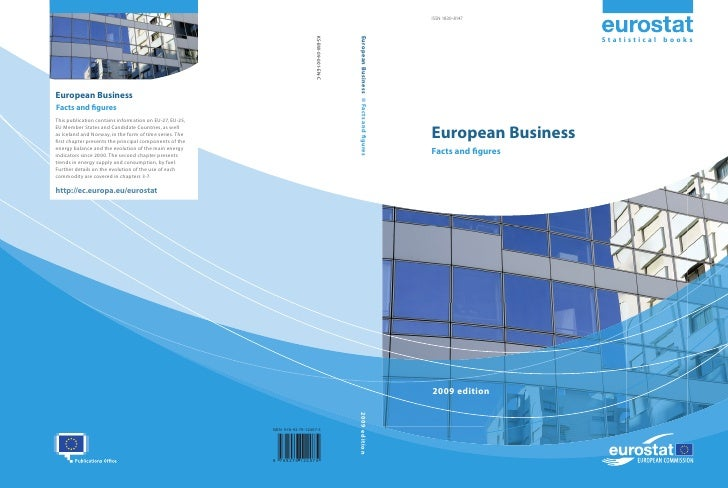 2009 Eurostat European Business Facts And Figures