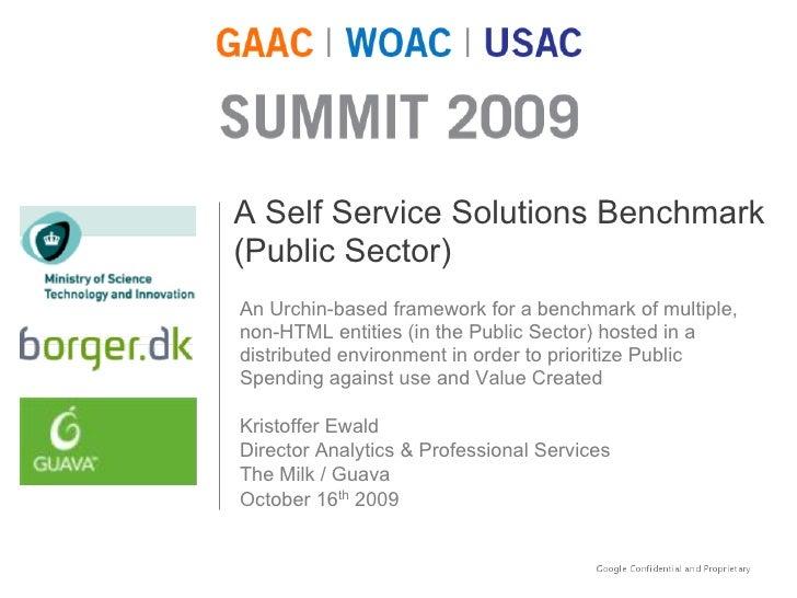 2009 GAAC Summit Kristoffer Ewald