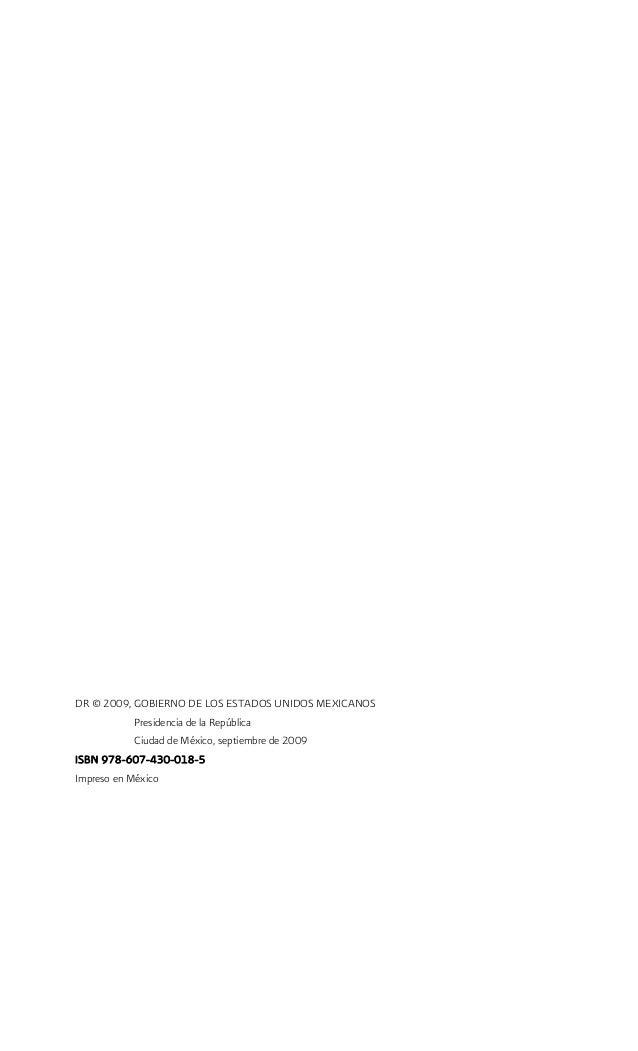 Tercer informe de gobierno de Felipe Calderón Hinojosa 2009