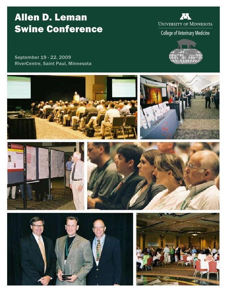 2009 Leman Swine Conference