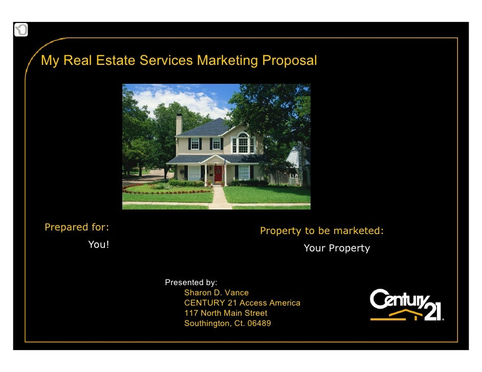 2009 Listing Presentation. Awesome