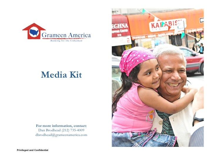 Media Kit                    For more information, contact:                 Dan Brodhead (212) 735-4009                dbr...