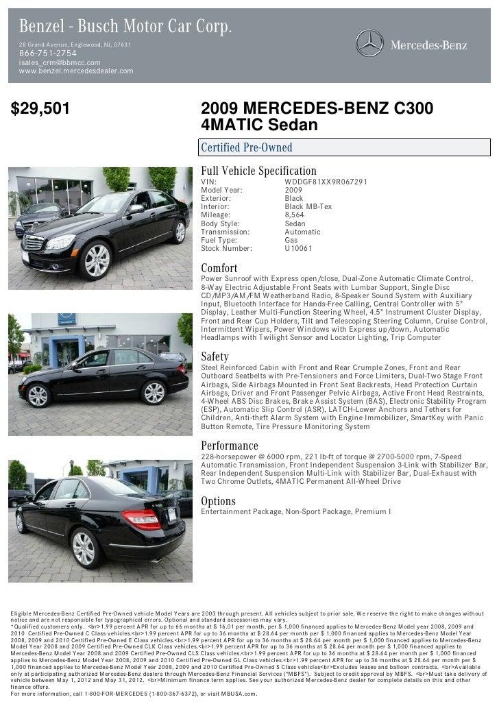 2009-MERCEDES-BENZ-C-Class-C300-for-sale-at--18185633.pdf