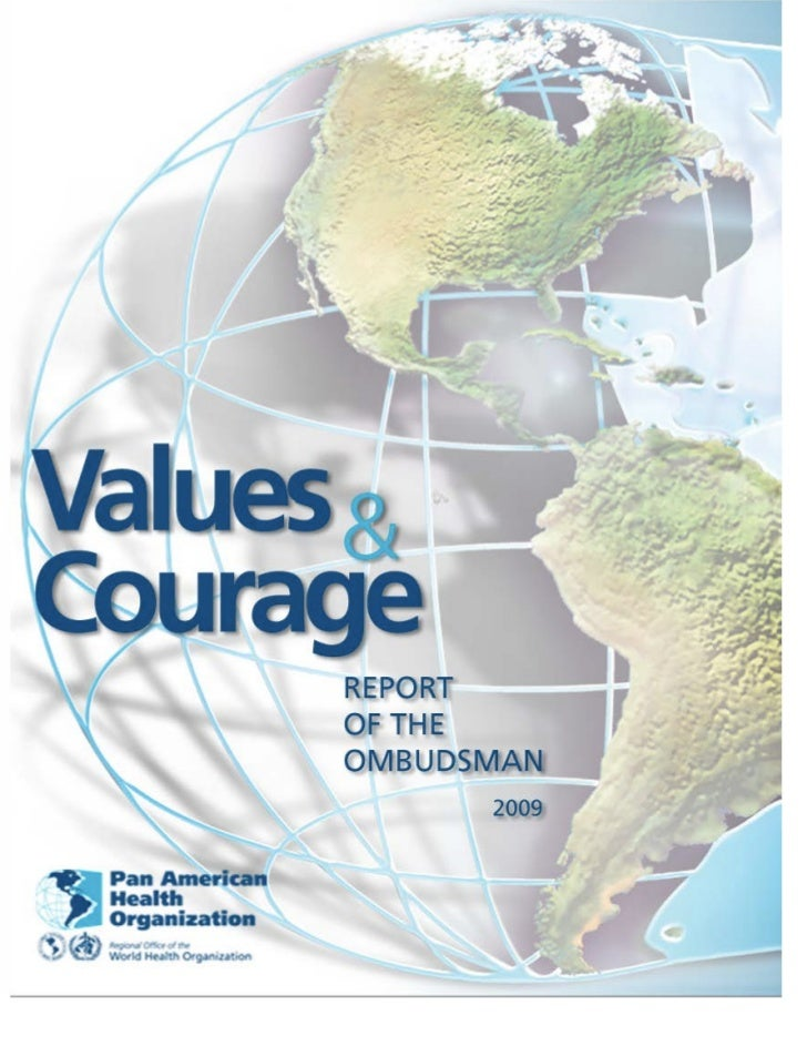 Values and Courage