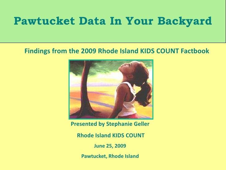 2009 Pawtucket Diyb Presentation Final