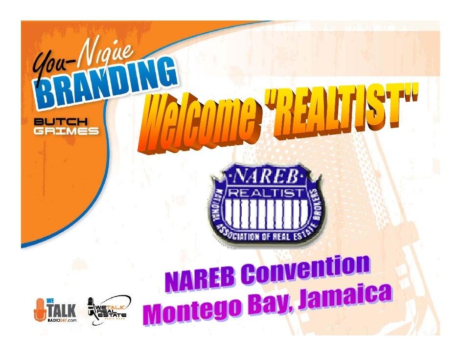 2009 Podcasting Presentation Nareb