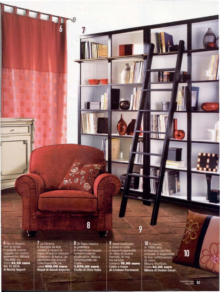 2009 ditre italia divani rassegna stampa for Fanton arredamenti