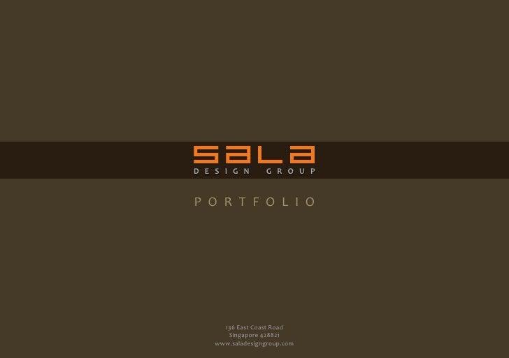 2009 Sala Design Group Portfolio