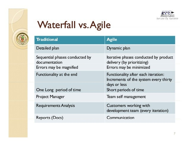 Extreme programming may be embedded inside scrum for Agile project management vs traditional project management