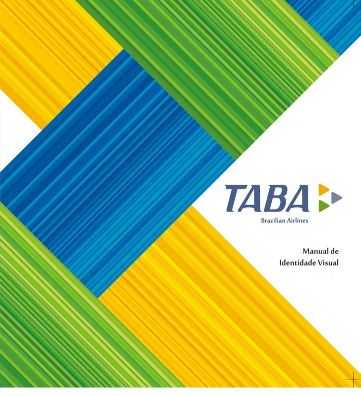 Taba Cia Aérea - Manual de Identidade Visual