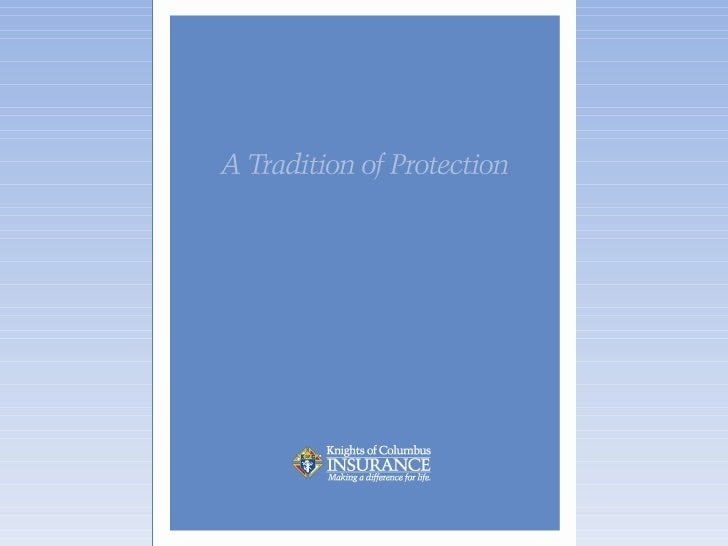 Tradition of Protection