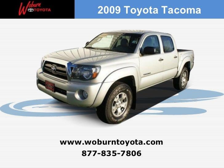 Boston - Used 2009 Toyota Tacoma