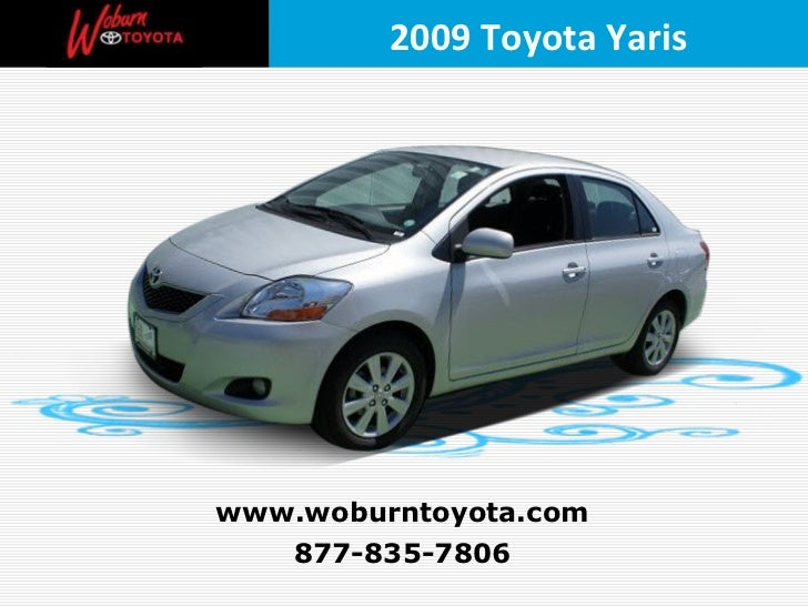 Used 2009 Toyota Yaris - Boston