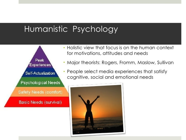 humanistic approach psychology essay examples