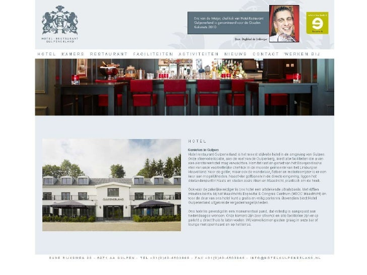 2010 02 01 Homepages Heuvelland Hotels