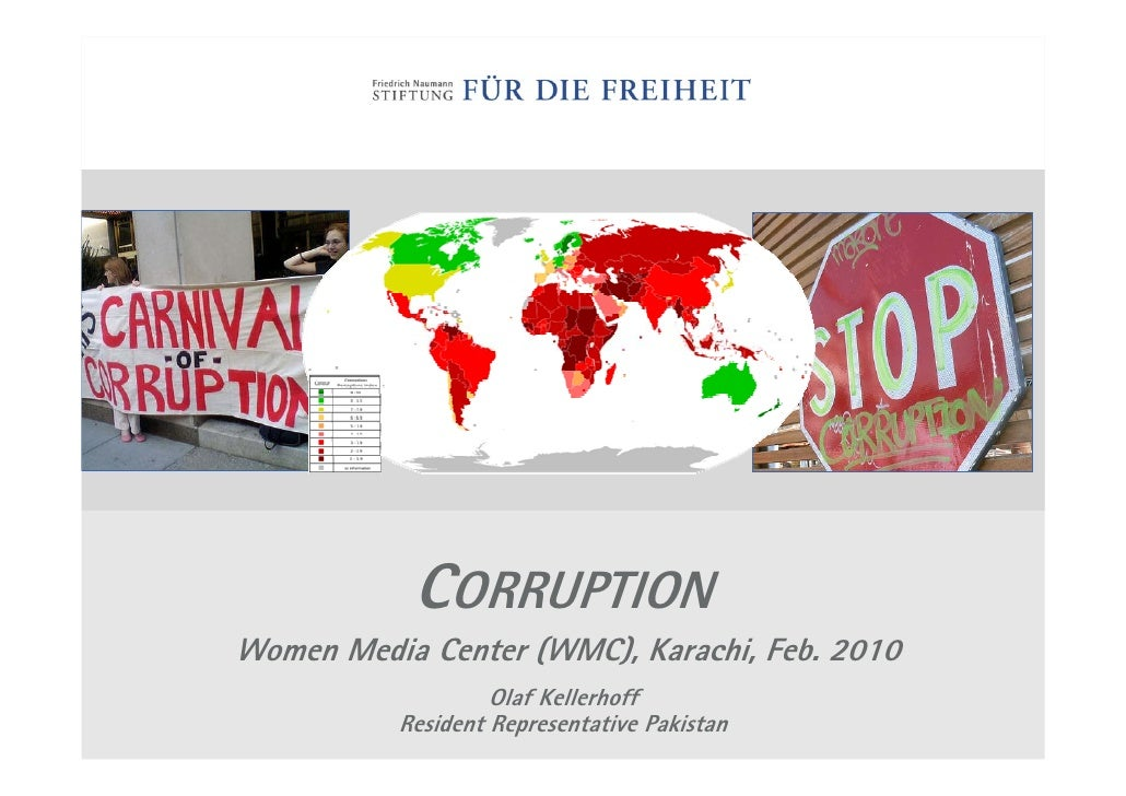 2010-02-01 FNF PAK - Corruption