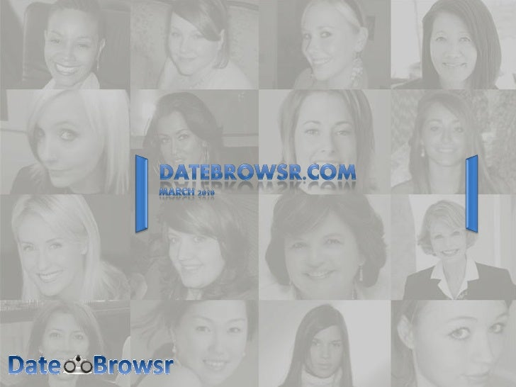 DateBrowsr - Company Overview & Executive Summary