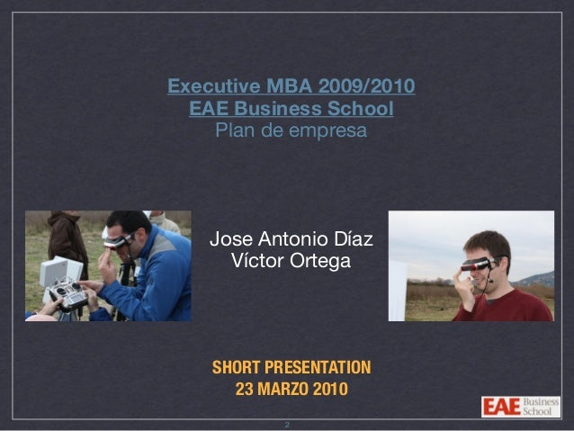 Mba business plan