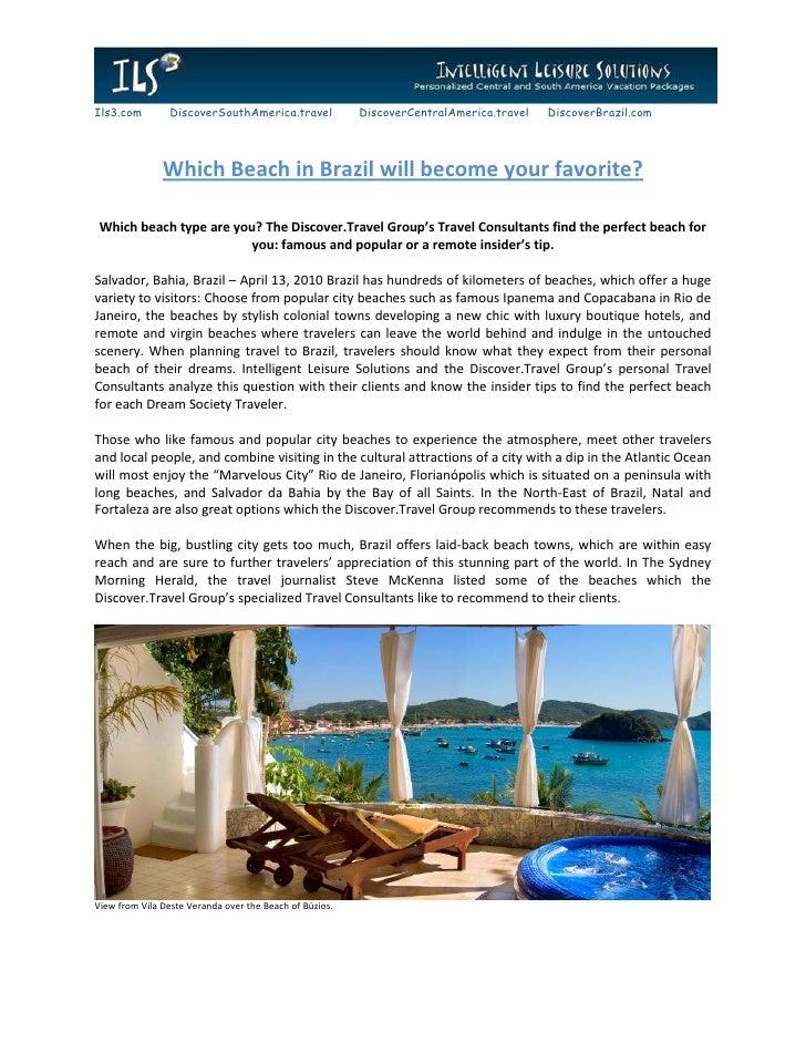 Ils3.com         DiscoverSouthAmerica.travel             DiscoverCentralAmerica.travel   DiscoverBrazil.com               ...