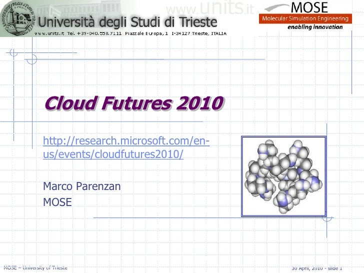 2010.04.30 summary of cloud futures 2010 marco parenzan pov