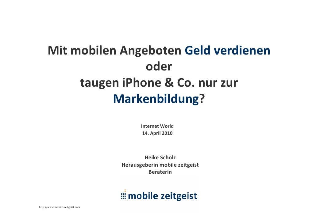 MitmobilenAngebotenGeldverdienen                       oder            taugeniPhone&Co.nurzur                 M...