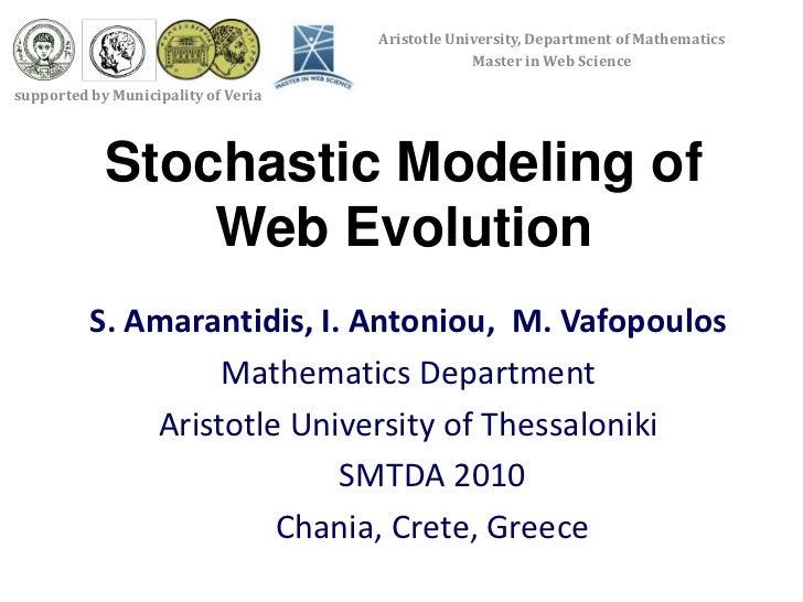 2010 06-08 chania stochastic web modelling - copy