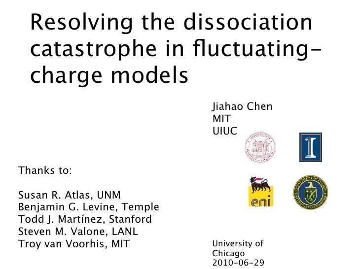 Resolving the dissociation catastrophe in fluctuating-charge models