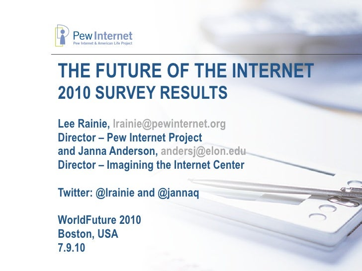Internet Evolution: Where Hyperconnectivity and Ambient Intimacy Take Us